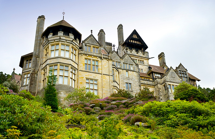 cragside house and garden