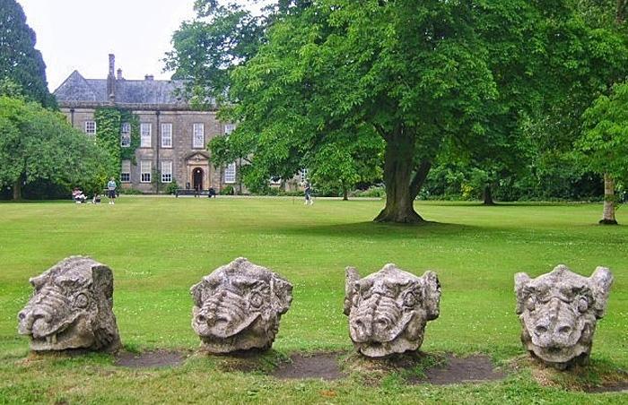wallington house and garden